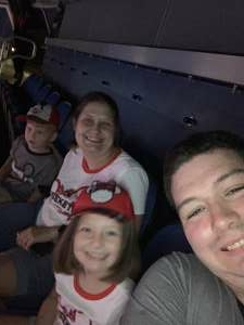 Matthew  attended Disney on Ice Presents Mickey's Search Party on Sep 3rd 2021 via VetTix