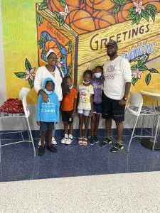 Jax Fam attended Disney on Ice Presents Mickey's Search Party on Sep 3rd 2021 via VetTix