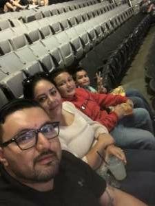 Araceli Lopez attended Monster Jam on Sep 3rd 2021 via VetTix