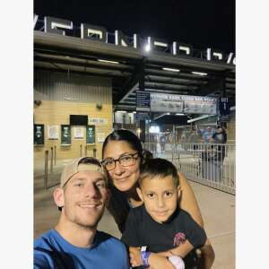 Zach attended Omaha Storm Chasers vs. Columbus Clippers - MiLB - Military Appreciation Night W/ Fireworks! on Aug 19th 2021 via VetTix