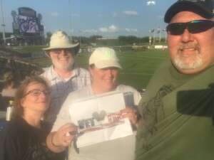 Kelly W attended Omaha Storm Chasers vs. Columbus Clippers - MiLB - Military Appreciation Night W/ Fireworks! on Aug 19th 2021 via VetTix