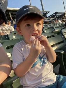 Greg attended Omaha Storm Chasers vs. Columbus Clippers - MiLB - Military Appreciation Night W/ Fireworks! on Aug 19th 2021 via VetTix