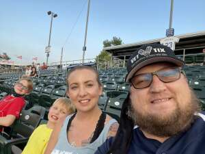 Click To Read More Feedback from Omaha Storm Chasers vs. Columbus Clippers - MiLB - Military Appreciation Night W/ Fireworks!