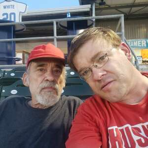 Joel attended Omaha Storm Chasers vs. Columbus Clippers - MiLB - Military Appreciation Night W/ Fireworks! on Aug 19th 2021 via VetTix