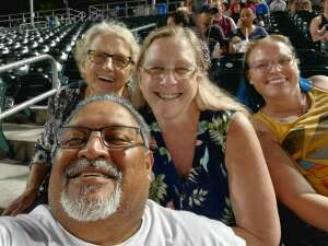 Linda attended Omaha Storm Chasers vs. Columbus Clippers - MiLB - Military Appreciation Night W/ Fireworks! on Aug 19th 2021 via VetTix