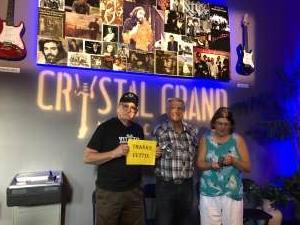 Jim Farmer attended The Beach Boys on Aug 13th 2021 via VetTix