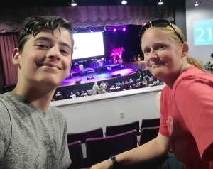 J. COX attended The Beach Boys on Aug 13th 2021 via VetTix