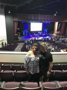 Jerry attended The Beach Boys on Aug 13th 2021 via VetTix