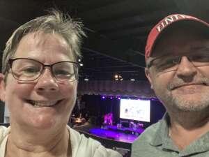 Julie S attended The Beach Boys on Aug 13th 2021 via VetTix