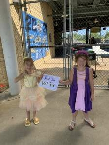 Click To Read More Feedback from Kane County Cougars vs. Winnipeg Goldeyes - * Princess Day * - MLB Partner League