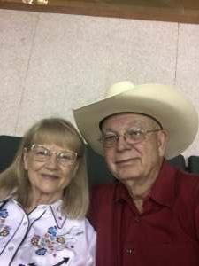AustinBobby attended Cedar Park Rodeo Presented by Michelob Ultra on Aug 14th 2021 via VetTix