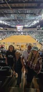 Tori attended Cedar Park Rodeo Presented by Michelob Ultra on Aug 14th 2021 via VetTix
