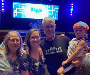 Click To Read More Feedback from Blippi the Musical