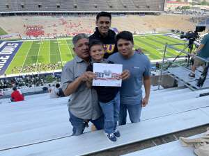 Click To Read More Feedback from Rice University Owls vs. University of Houston Cougars - Military Appreciation - NCAA Football