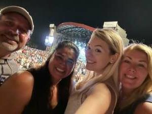 Walt attended Jason Aldean: Back in the Saddle Tour 2021 on Aug 7th 2021 via VetTix