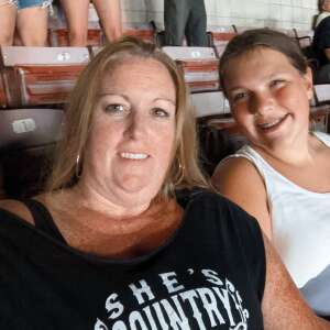 Eve attended Jason Aldean: Back in the Saddle Tour 2021 on Aug 7th 2021 via VetTix