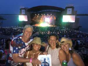 Allan reese attended Jason Aldean: Back in the Saddle Tour 2021 on Aug 7th 2021 via VetTix