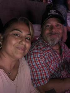 Patrick Roach attended Jason Aldean: Back in the Saddle Tour 2021 on Aug 7th 2021 via VetTix