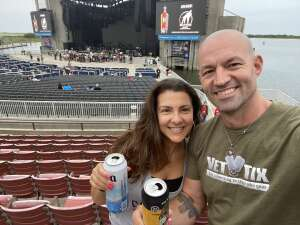 Nick attended Jason Aldean: Back in the Saddle Tour 2021 on Aug 7th 2021 via VetTix