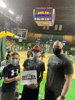 Click To Read More Feedback from The Original Harlem Globetrotters