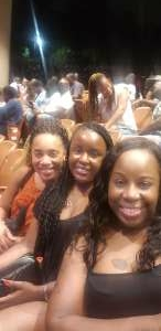 Tamica S.  attended A Tribute to Marvin Gaye Featuring Raheem Devaughn and Friends on Aug 14th 2021 via VetTix