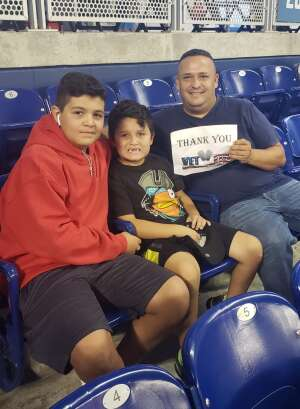 Click To Read More Feedback from Miami Marlins vs. Chicago Cubs - MLB