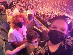 David attended Blippi The Musical on Sep 4th 2021 via VetTix