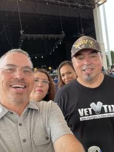 Daniel attended Harry Connick, Jr. And His Band - Time to Play! on Aug 21st 2021 via VetTix