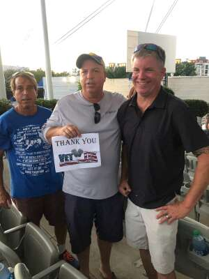 John Shipp attended Harry Connick, Jr. And His Band - Time to Play! on Aug 21st 2021 via VetTix