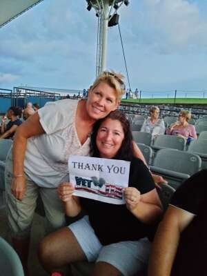 Stephanie attended Harry Connick, Jr. And His Band - Time to Play! on Aug 21st 2021 via VetTix