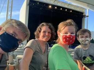 TR attended Harry Connick, Jr. And His Band - Time to Play! on Aug 21st 2021 via VetTix