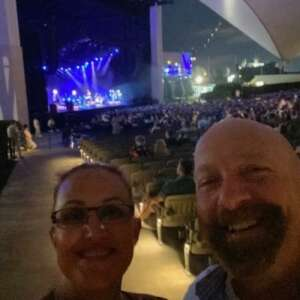 The Cowans say THANK YOU attended Harry Connick, Jr. And His Band - Time to Play! on Aug 21st 2021 via VetTix