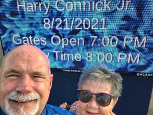 Reid Betham attended Harry Connick, Jr. And His Band - Time to Play! on Aug 21st 2021 via VetTix