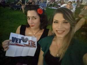 Thanks! attended Harry Connick, Jr. And His Band - Time to Play! on Aug 21st 2021 via VetTix