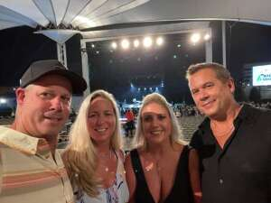 MSG(R) B Harrison attended Harry Connick, Jr. And His Band - Time to Play! on Aug 21st 2021 via VetTix