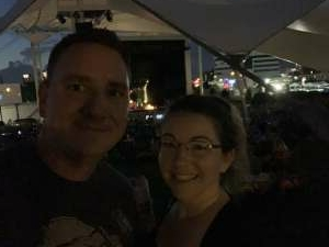 Josh attended Harry Connick, Jr. And His Band - Time to Play! on Aug 21st 2021 via VetTix
