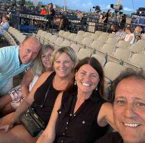Tiki attended Harry Connick, Jr. And His Band - Time to Play! on Aug 21st 2021 via VetTix