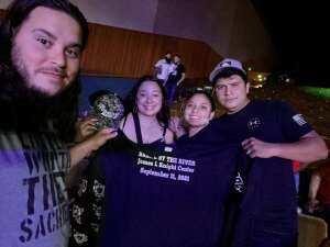 Joshua Estrada attended Byb Extreme Fighting Series Presents: Byb 7 Brawl by the River! -military and 1st Responder Appreciation Night! - Bare Knuckle Boxing on Sep 11th 2021 via VetTix