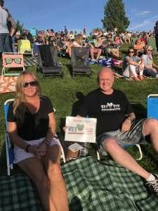 RealtorRodney.com attended Live in Concert: Chris Tomlin, Kari Jobe & Bethel Music on Aug 14th 2021 via VetTix