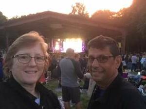 Catherine Mila attended Live in Concert: Chris Tomlin, Kari Jobe & Bethel Music on Aug 14th 2021 via VetTix