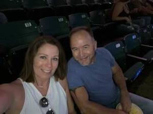 Terri A. attended Hank Williams Jr. on Aug 14th 2021 via VetTix