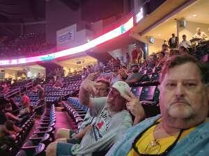 Kurt attended Hank Williams Jr. on Aug 14th 2021 via VetTix