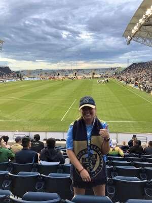 Steve G attended Philadelphia Union vs. New York City FC - MLS on Aug 18th 2021 via VetTix