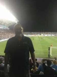 Doug H attended Philadelphia Union vs. New York City FC - MLS on Aug 18th 2021 via VetTix