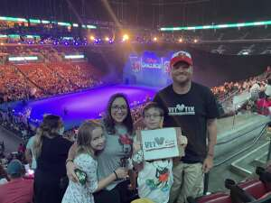 Click To Read More Feedback from Disney on Ice Presents Mickey's Search Party