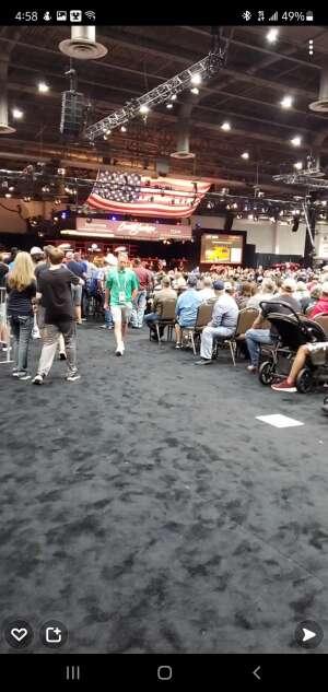 Heidi K attended Barrett-jackson 2021 Houston Auction on Sep 18th 2021 via VetTix