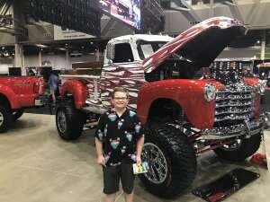 M Hagen attended Barrett-jackson 2021 Houston Auction on Sep 18th 2021 via VetTix