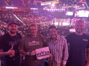 Click To Read More Feedback from Bellator 264: Mousasi vs. Salter - MMA