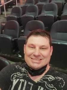 Dan attended George Strait on Aug 14th 2021 via VetTix