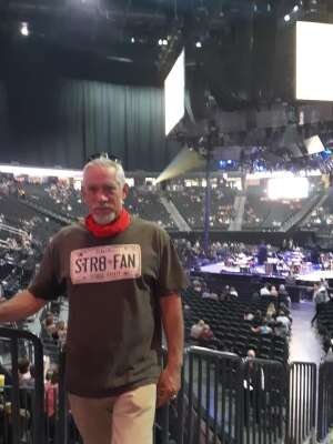 Mike attended George Strait on Aug 14th 2021 via VetTix